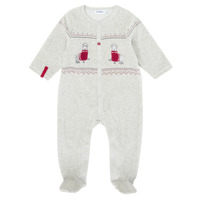Clothing Children Sleepsuits Noukie's Z092132 Grey