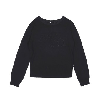 Clothing Girl Jumpers Le Temps des Cerises EBONA Black
