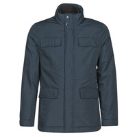 Clothing Men Jackets Geox RENNY Blue