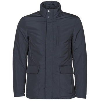 Clothing Men Jackets Geox HILSTONE Blue