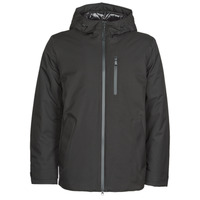 Clothing Men Jackets Geox CLINDFORD Black