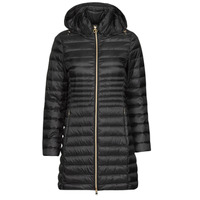 Clothing Women Duffel coats Geox JAYSEN Black