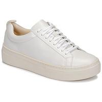 Shoes Women Low top trainers Vagabond Shoemakers ZOE PLATFORM White