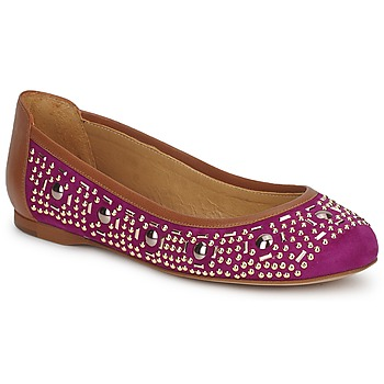 Shoes Women Flat shoes Zinda ROMY Purple