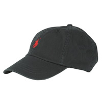 Clothes accessories Men Caps Polo Ralph Lauren COTTON CHINO SPORT CAP Black