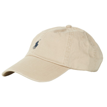 Clothes accessories Men Caps Polo Ralph Lauren COTTON CHINO SPORT CAP Beige