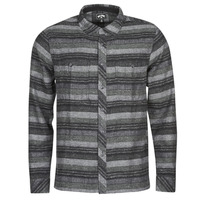 Clothing Men Long-sleeved shirts Billabong OFFSHORE LS Black