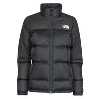 Clothing Women Duffel coats The North Face W DIABLO DOWN JACKET Black
