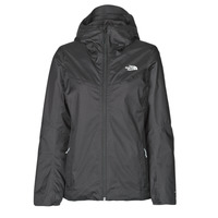 Clothing Women Jackets / Blazers The North Face W QUEST INSULATED JACKET Black