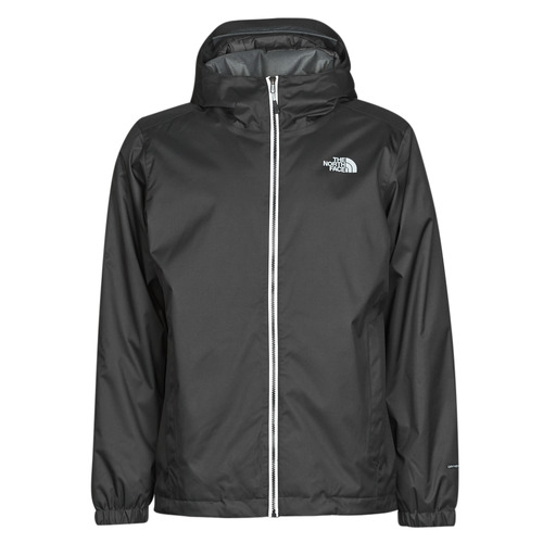 Clothing Men Jackets / Blazers The North Face QUEST INSULATED JACKET Black