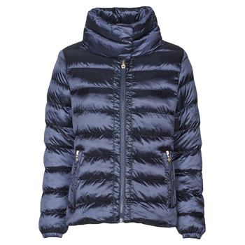 Clothing Women Duffel coats Le Temps des Cerises DOLORES Blue
