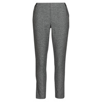 Clothing Women 5-pocket trousers Le Temps des Cerises JENNIE2 Grey