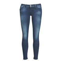Clothing Women Slim jeans Le Temps des Cerises PULP TOPAZ 7/8 Blue