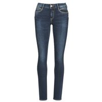 Clothing Women Slim jeans Le Temps des Cerises PULP ESTER Blue