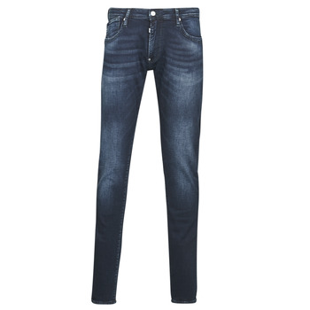 Clothing Men Slim jeans Le Temps des Cerises 711 JOGGB Blue