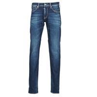 Clothing Men Straight jeans Le Temps des Cerises 812 BASIC Blue
