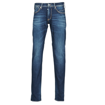 Clothing Men Straight jeans Le Temps des Cerises 812 BASIC Blue