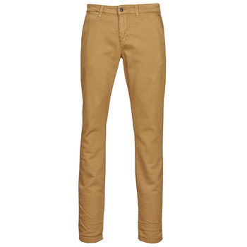 Clothing Men Chinos Le Temps des Cerises KURT JOGG Beige