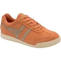 Shoes Women Fitness / Training Gola Harrier Mirror Womens Trainers orange