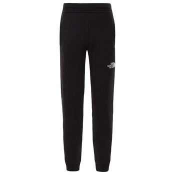 Clothing Children Tracksuit bottoms The North Face FLEECE PANT Black