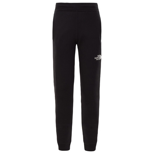 Clothing Boy Tracksuit bottoms The North Face FLEECE PANT Black