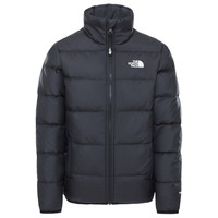 Clothing Children Duffel coats The North Face REVERSIBLE ANDES JACKET SUMMIT Black