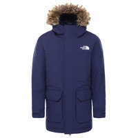 Clothing Boy Parkas The North Face MCMURDO PARKA Marine