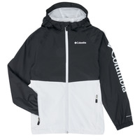 Clothing Boy Macs Columbia DALBY SPRINGS JACKET Black / White