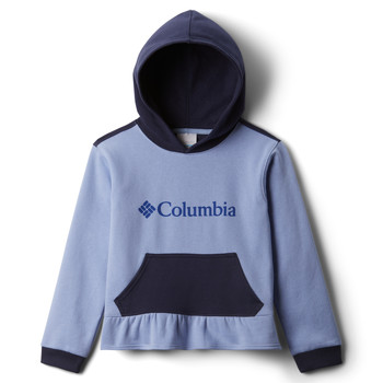 Clothing Girl Sweaters Columbia COLUMBIA PARK HOODIE Blue