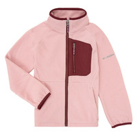 Clothing Girl Fleeces Columbia FAST TREK Pink