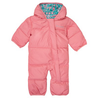 Clothing Girl Duffel coats Columbia SNUGGLY BUNNY Pink