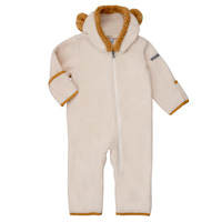 Clothing Children Jumpsuits / Dungarees Columbia TINY BEAR White