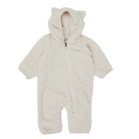 Clothing Children Jumpsuits / Dungarees Columbia FOXY BABY White