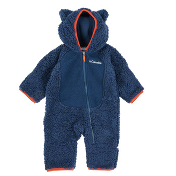 Clothing Children Jumpsuits / Dungarees Columbia FOXY BABY Marine