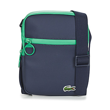 Bags Men Pouches / Clutches Lacoste LCST SMALL Marine