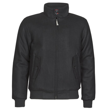 Clothing Men Jackets Harrington TAYLOR Black