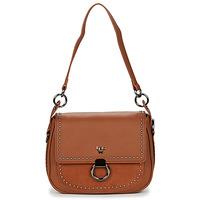 Bags Women Small shoulder bags Les Petites Bombes ARMEL Cognac