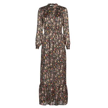 Cottagecore Dresses Aesthetic, Granny, Vintage Les Petites Bombes  ALBA  womens Long Dress in Multicolour £91.80 AT vintagedancer.com