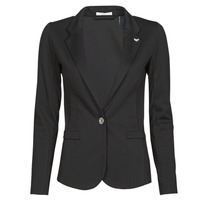 Clothing Women Jackets / Blazers Les Petites Bombes ANNE Black