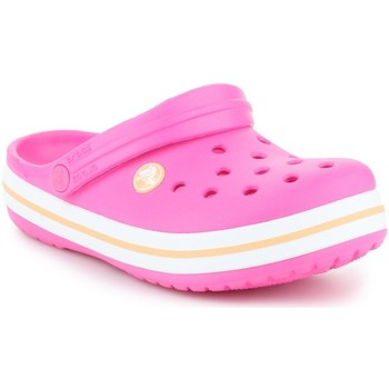 Shoes Children Clogs Crocs Crocband Clog K 204537-6QZ pink