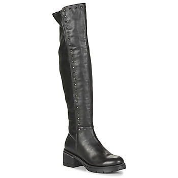 Shoes Women High boots Tosca Blu SF2025S487-C99 Black