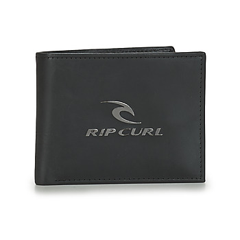 Bags Men Wallets Rip Curl ICONIC RFID 2 IN1 Black