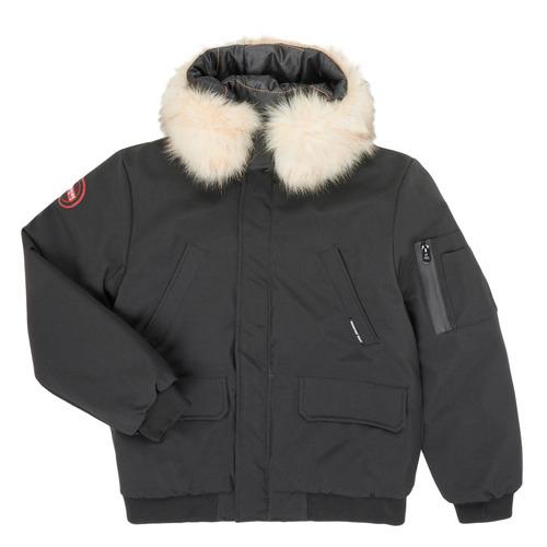 Clothing Boy Jackets Redskins MIAMI Black