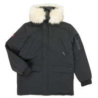 Clothing Boy Parkas Redskins VENISE Black