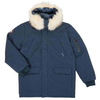 Clothing Boy Parkas Redskins VENISE Marine
