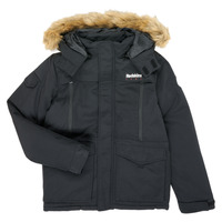 Clothing Boy Parkas Redskins JKT Black