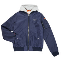 Clothing Boy Jackets Redskins JKAIL Marine