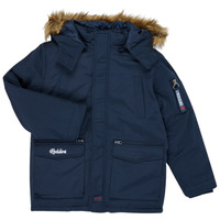 Clothing Boy Parkas Redskins REF-48105 Marine