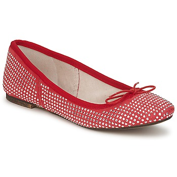 Shoes Women Flat shoes Meline BALDE ROCK Red