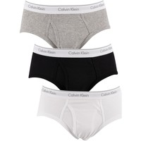Underwear Men Underpants / Brief Calvin Klein Jeans 3 Pack Briefs multicoloured